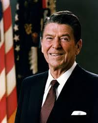 Ronald Reagan, exPresidente de los EE.UU.