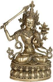 manjushri__the_bodhisattva_of_wisdom_ed4